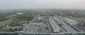 Babrala urea plant in India