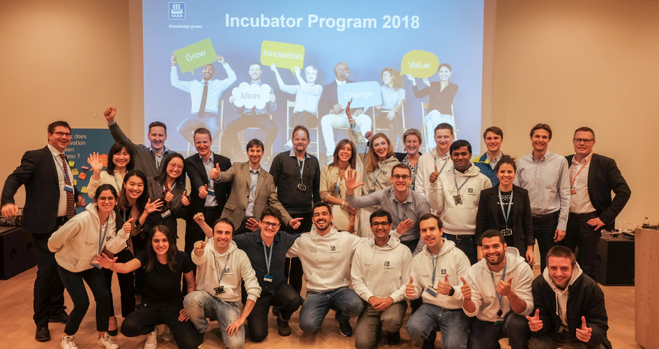 Yara Incubator Program participants