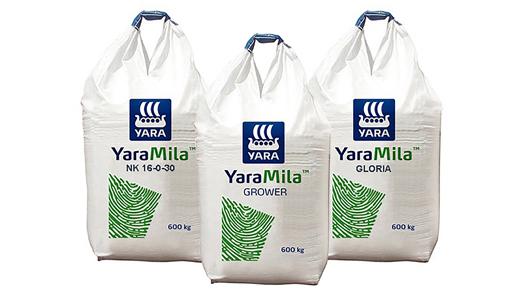 YaraMila - NPK Strooimeststoffen