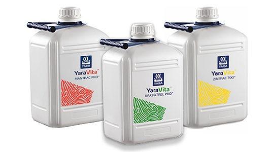 야라비타 - 미량요소비료