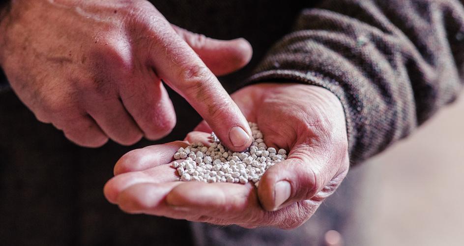 Make the right fertiliser choice