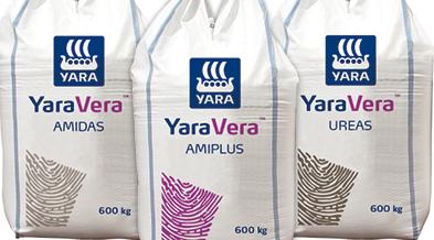 YaraVera - Fertilizantes de nítrogeno