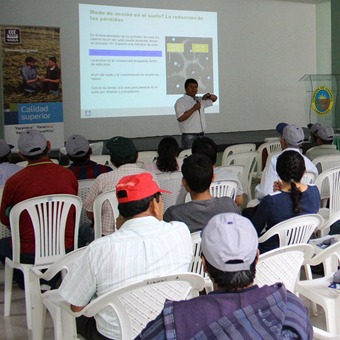 Gira del Arroz – Yara Perú 2015