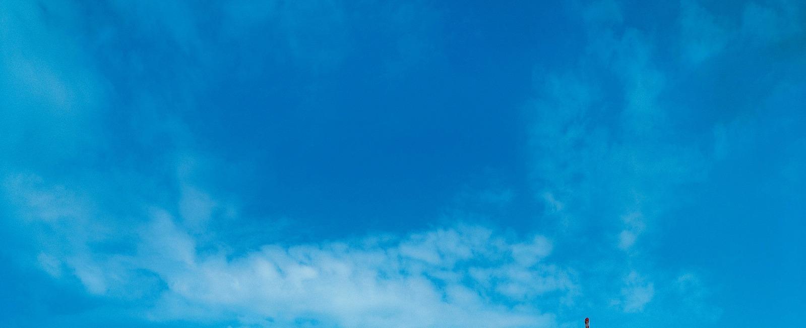 blue sky some cloud