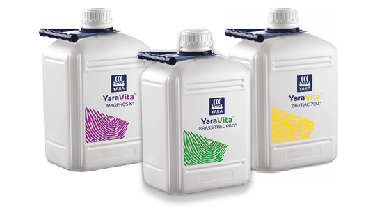 YaraVita micronutrient fertilisers