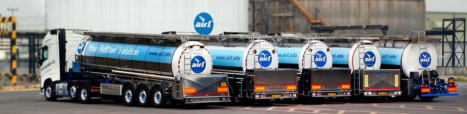 Air1 trucks