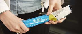 AdBlue for passenger cars