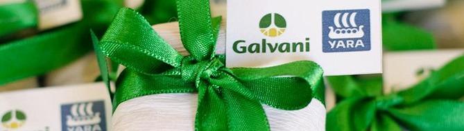 Galvani becoming part of Yara
