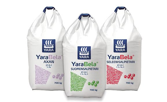 YaraBela-lannoitteet