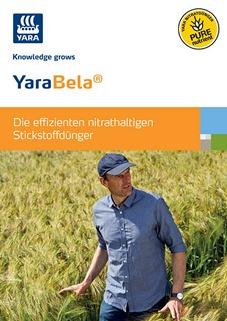 Titel Broschüre YaraBela