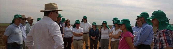 Norwegian delegation in Brazil