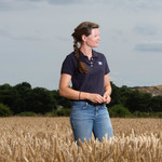 On farm this week with Natalie Wood