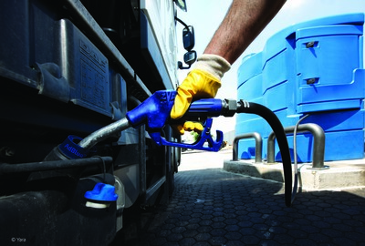 AdBlue for yrkeskjøretøy