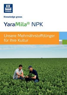 YaraMila Produktbroschüre