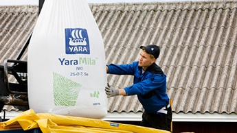 Safe Handling of Fertiliser