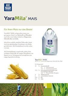 YaraMila Mais Leaflet