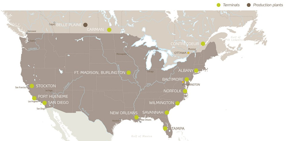 Yara Plants North America
