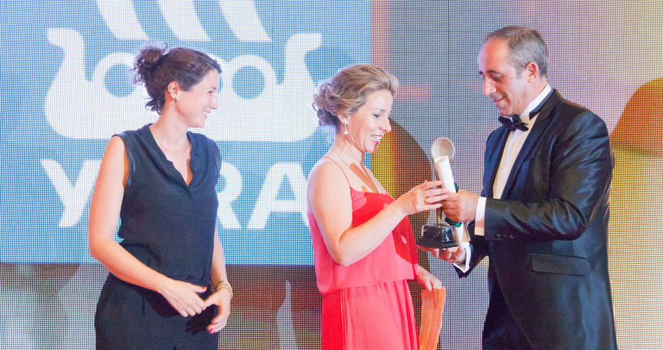 Yara wins sustainability award