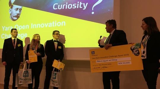 Innovation Challenge winners