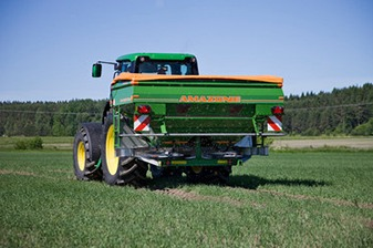 Fertilizer Spreading Advice - Amazone Spreader