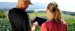 Yara app for farmers