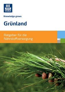 Grünland - Ratgeber für die Nährstoffversorgung