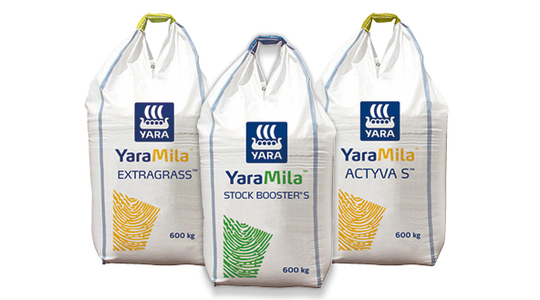 NPK fertiliser | Compound NPKS fertilisers | YaraMila | Yara UK