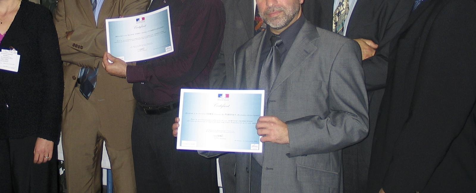 ISO en GMP+ Certificaten
