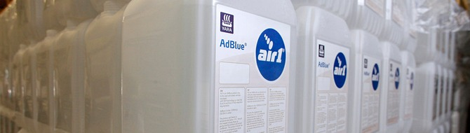 Air1 AdBlue Can