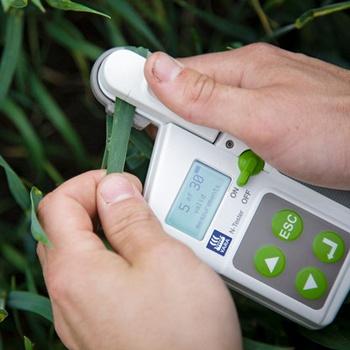 N-Tester - Leaf nitrogen measurement