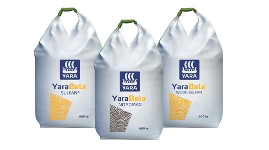 YaraBela - Fertilizantes a base de nitratos