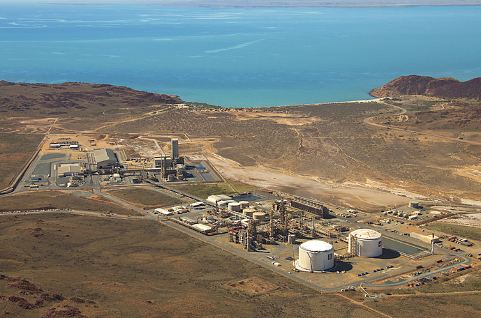 Yara Pilbara Ammonia and TAN plants