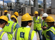 Yara employees in Colombia