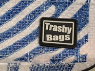 Trashy bag logo