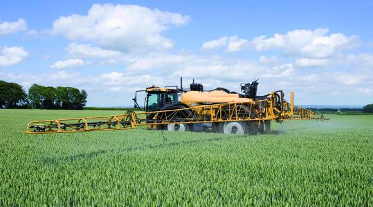 Increase grain protein with late foliar nitrogen