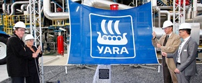 new Yara Urea 7 plant at Sluiskil