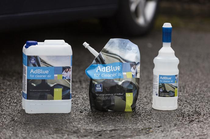 AdBlue® for Passenger cars | Yara Australia