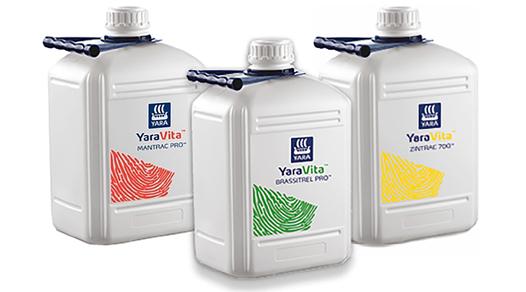 YaraVita produktfamilj