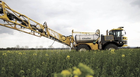 Increase your oilseed yields with late foliar urea