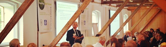 Joachim Lammel - speaker at the Feeding the Future conference