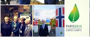 Yara present at COP21