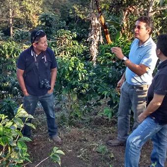 Yara capacita caficultores en la Selva Norte del Perú