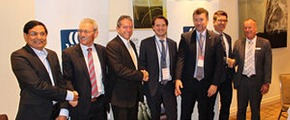 Cooperation agreement - Sahara Forest Project in Pilbara