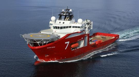SCR systemer og Urea til havgående fartøjer