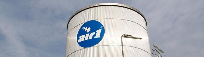 Adblue/Air1 tank