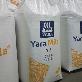 YaraMila Y 3 -lannoitesäkki 700 kg