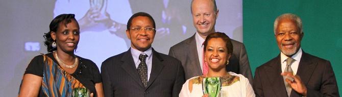 Yara Prize 2012
