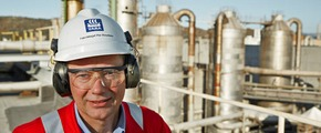 Boosting fertilizer capacity in Porsgrunn