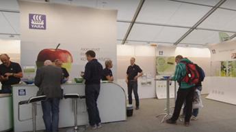 Yara Norge på Agrovisjon Stavanger Forum
