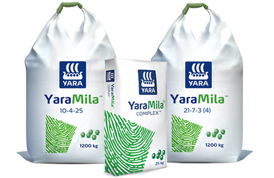 Fertiliser choices | Yara Australia